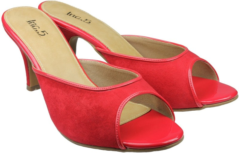 Inc.5 Women RED Heels
