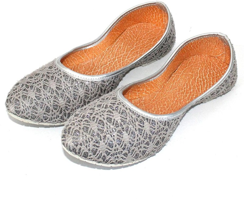 A R Mojaris For Women(Grey)