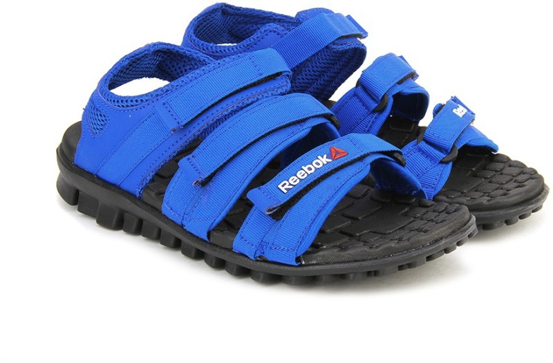 Reebok Women BLUE SPORT Sports Sandals
