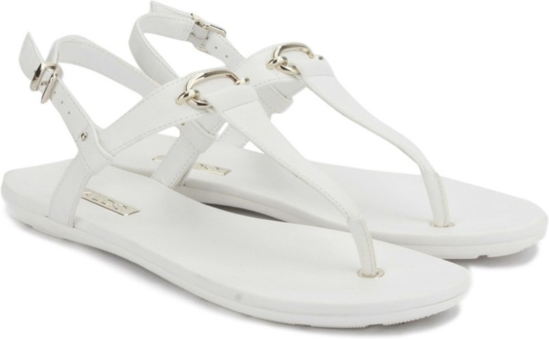 ALDO Women LKP5645A Pure Wht Brenda Sheep Pu Flats