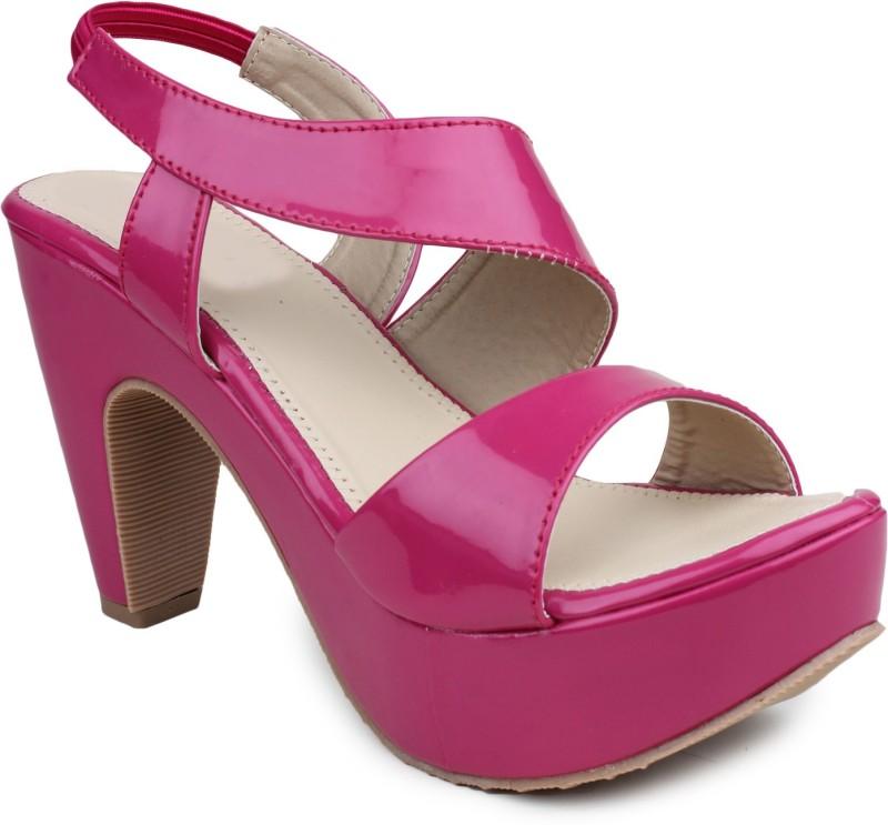 Dignity Women PINK Heels