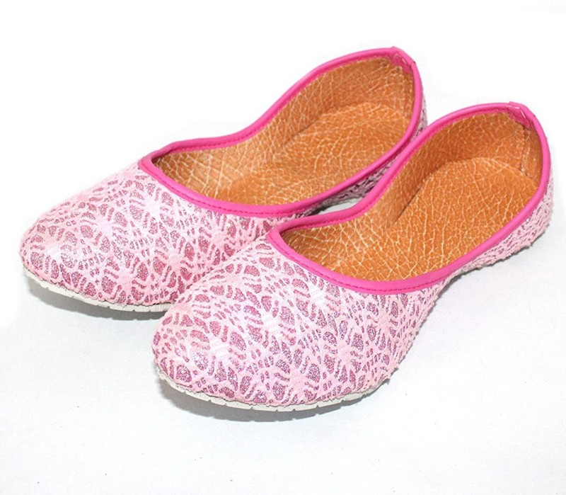 A R Mojaris For Women(Pink)