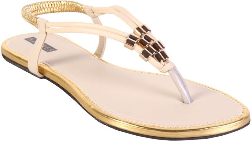 Azores Women White Flats