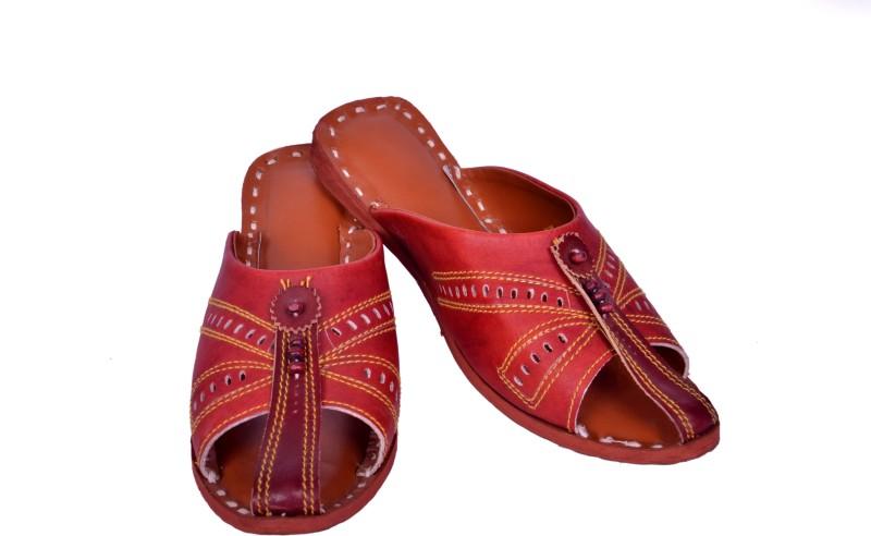 Kolhapuri - Flats - footwear