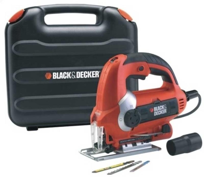 Black & Decker Ks900ekx-IN 600w Jigsaw Machine 2 inch Straight-line Sander