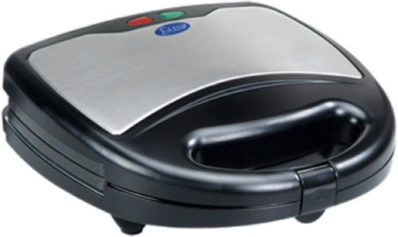 GLEN GL 3027DX Waffle, Grill(black)