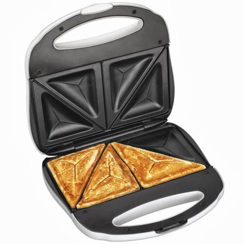 Pisces Sandwich Maker Toast(Black)