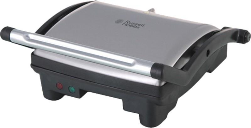 russell hobbs panini press grill black noveltycart. Black Bedroom Furniture Sets. Home Design Ideas