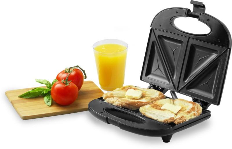 Nova 2 Slice Snack Magic NSM 2409/00 Sandwich Maker Toast(Black)