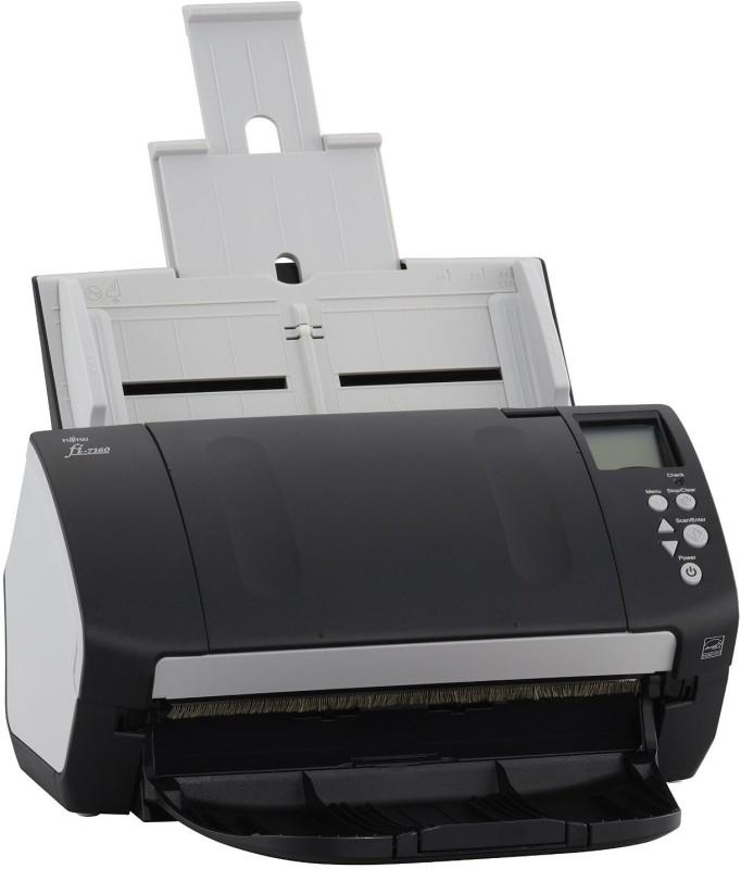 Fujitsu Image SCanner Fi7160 Scanner(Black)