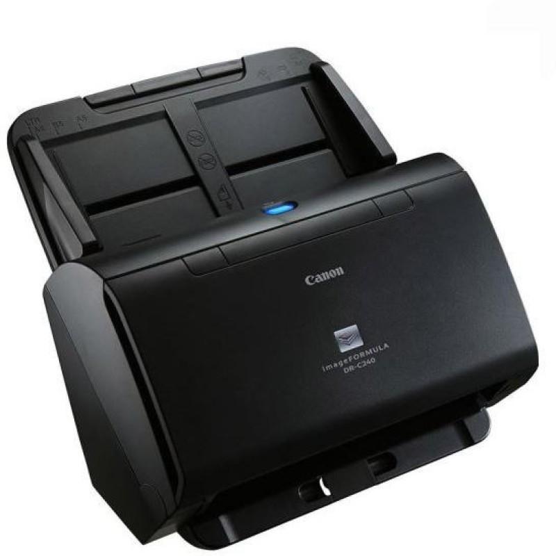 Canon DR Scanner DRC 240 Scanner(Black & Grey) image