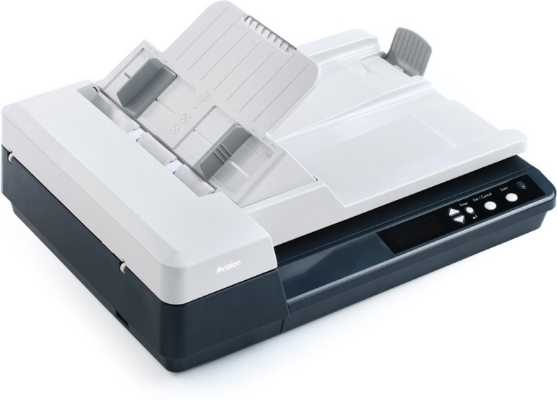 Avision AV 620C2+ Scanner(White) image