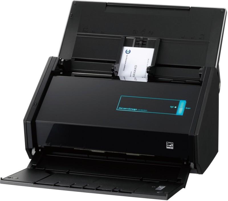 Fujitsu ScanSnap iX500 Scanner(Black) image