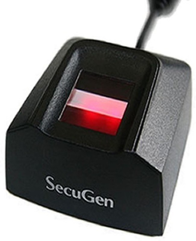 Secugen optical sensor HU20 Scanner(Black)