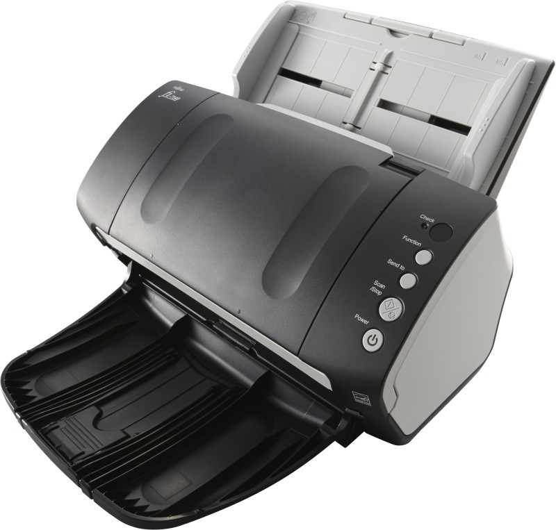Fujitsu Image Scanner Fi7140 Scanner(Black)