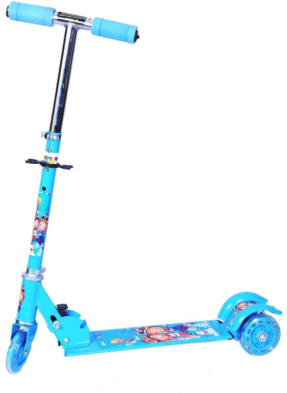 INTRA 3206B Just Start Scooter(Blue)