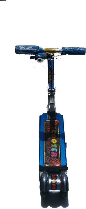 Sreshta Kids 3 Wheeler Foldable Height Adjustable Cycle SCOOTER SCOOTER Scooter(Blue)