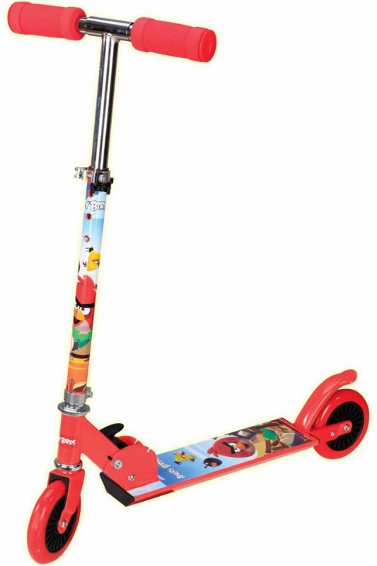 Pasandtoys Multi Color, Height Adjustable Scooters For Kids 3 & 4 Wheeled  Scooter(Red, Blue, Green, Pink, Yellow)