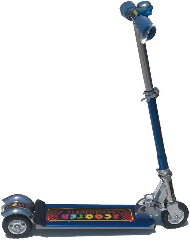 Sreshta SS metal Scooter(Blue)