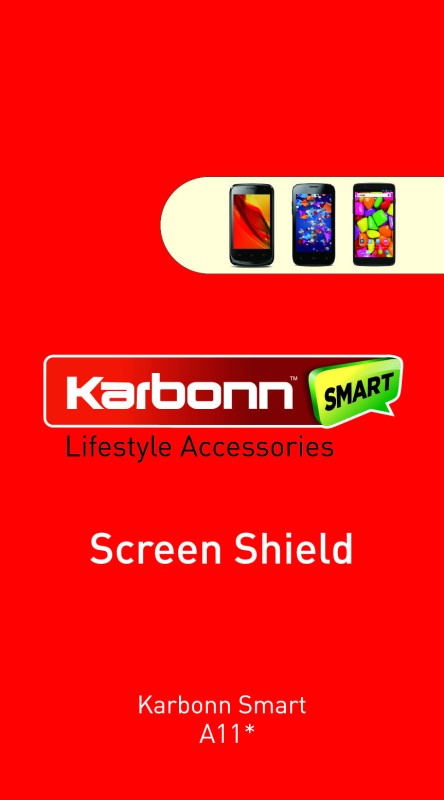 Karbonn Screen Guard for Karbonn A11 Star