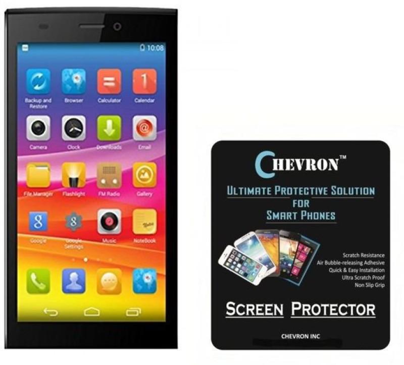 Chevron Screen Guard for Micromax Canvas Nitro 2 E311