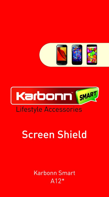 Karbonn Screen Guard for Karbonn A12 Star