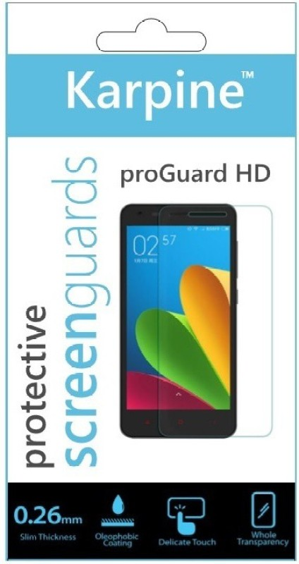 Karpine Screen Guard for Motorola Moto G (3rd Gen)