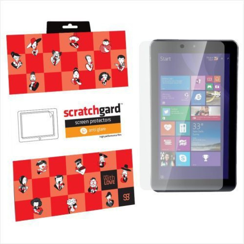 Scratchgard Screen Guard for Tablet iBall Slide i701
