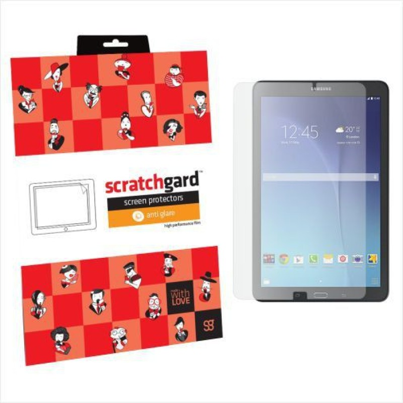 Scratchgard Screen Guard for Samsung Galaxy Tab E 9.6 (T561) Tablet