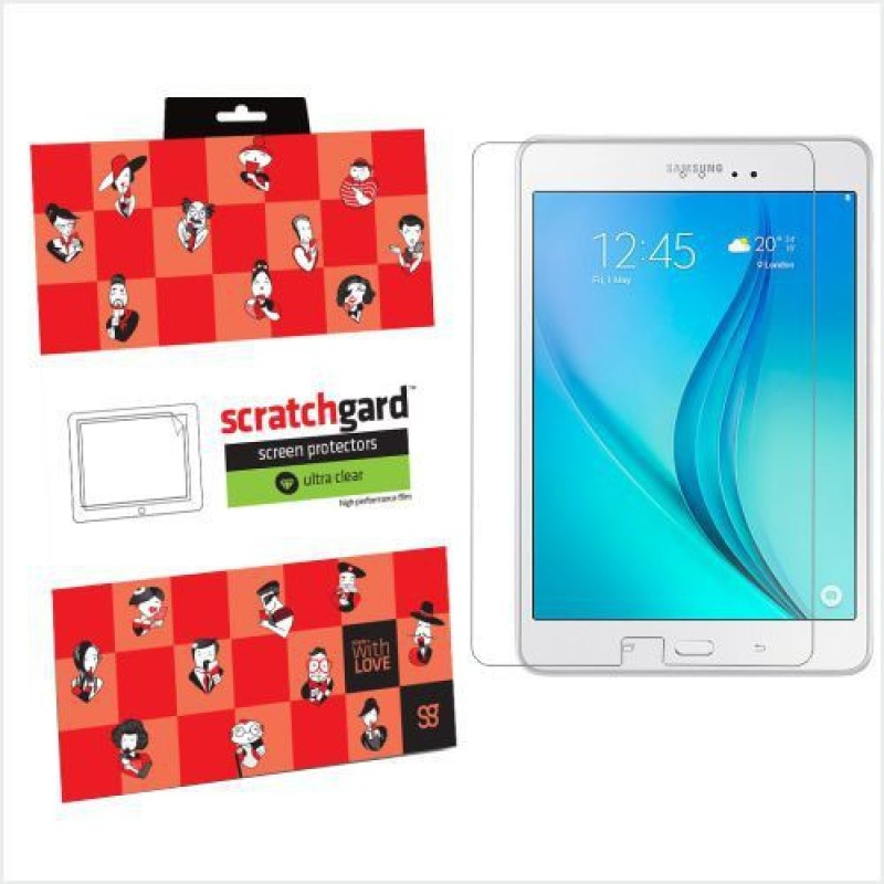 Scratchgard Screen Guard for Samsung SM-T355Y Galaxy Tab A (8.0 Inch Tablet)(Pack of 1)