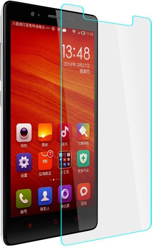 Rishabh Exports Tempered Glass Guard for Xiaomi Redmi Note 4G