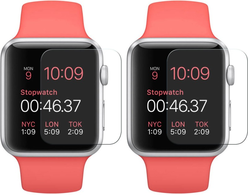Mobik Tempered Glass Guard for Smart Watch Sport 38 mm