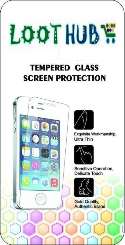 Loothub Tempered Glass Guard for Samsung Galaxy Grand Duos I9082