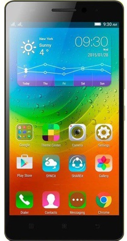 Smartchoice Tempered Glass Guard for Lenova K3 Note