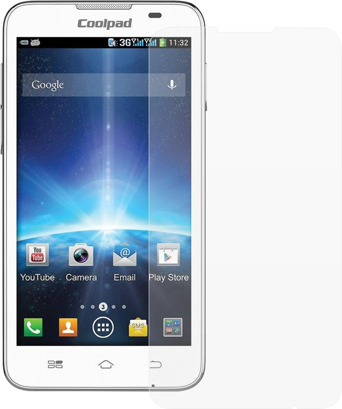 Accezory Tempered Glass Guard for Coolpad Dazen 1