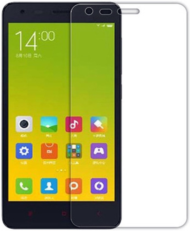 Accezory Tempered Glass Guard for Xiaomi Redmi 2