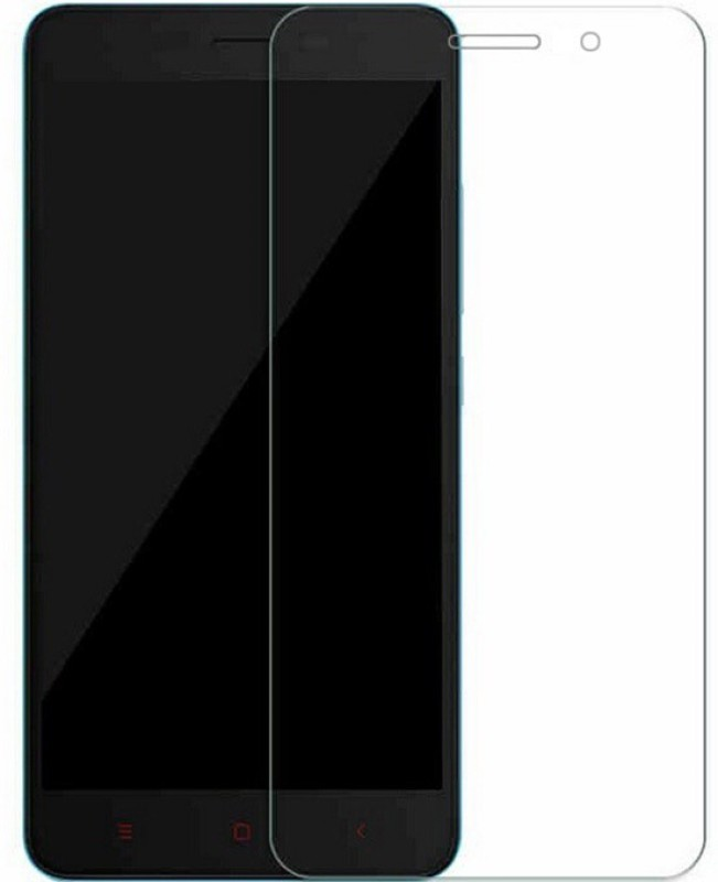 Mobile Shringar Tempered Glass Guard for XiaomiRedmiNote 4
