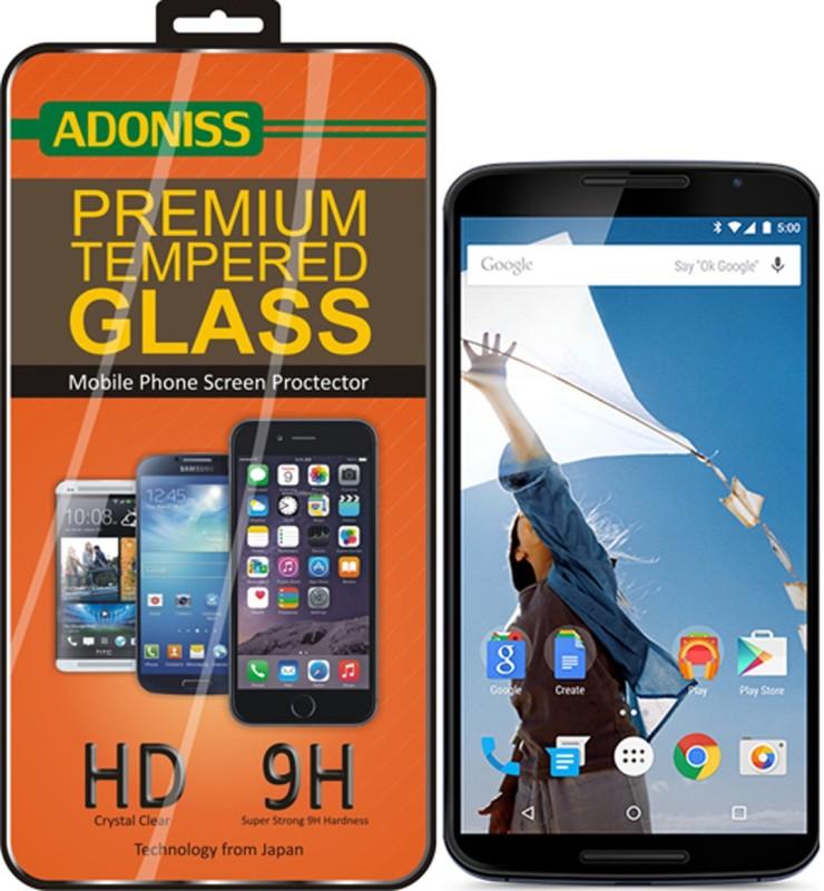 Adoniss Tempered Glass Guard for Motorola Nexus 6