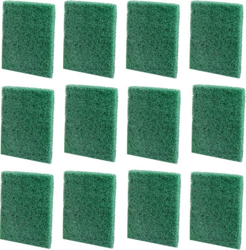 Pranay's Large Scrub Pad Scrub Pad(Regular, Pack of 12)