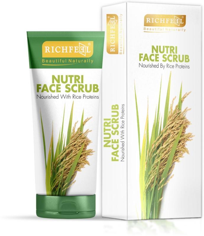 Richfeel Nutri Face  Scrub(100 g)