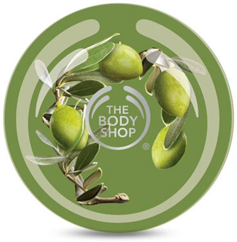 The Body Shop Olive Body Scrub(250 ml)