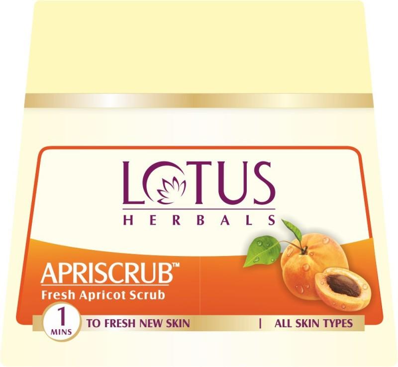 Lotus Apriscrub Fresh Apricot Scrub(300 g)