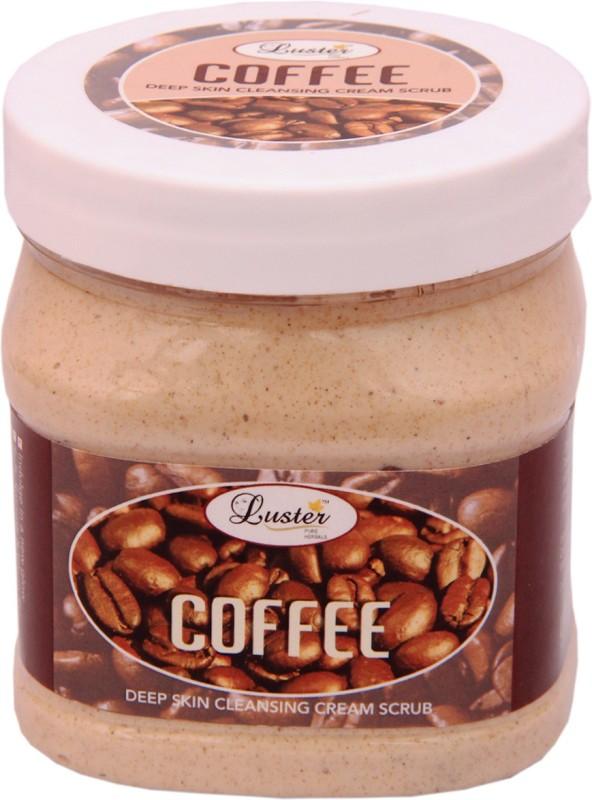 Luster Coffee Cream Scrub(500 ml)