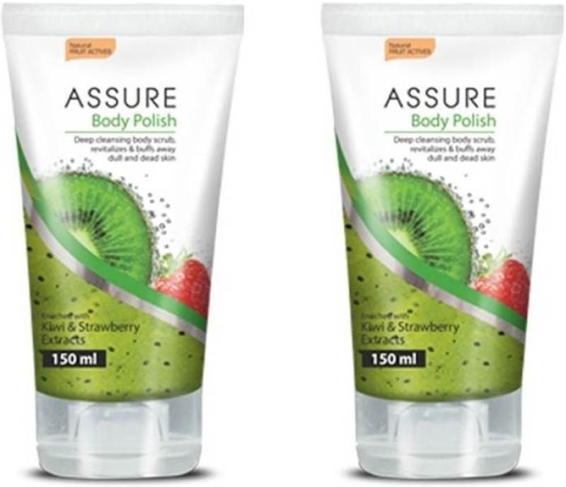 Assure Body Polish Scrub(300 ml)