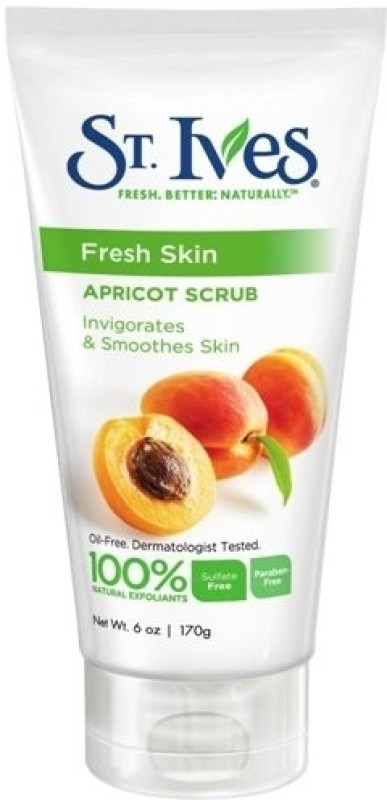 St. Ives Fresh Skin Scrub(170 ml)