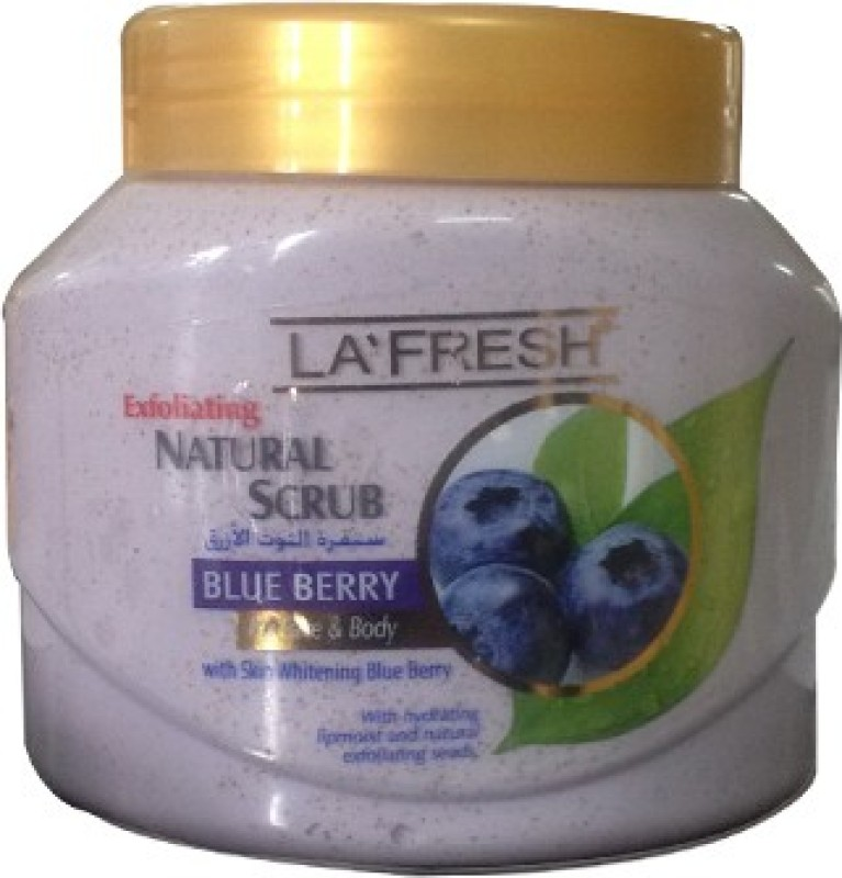La Fresh Blue Berry Scrub(500 g)