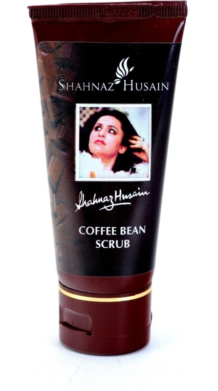 Shahnaz Husain Coffee Bean Scrub(50 g)
