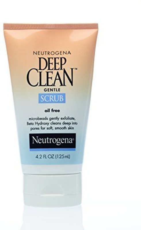 Neutrogena Deep Clean Gentle Scrub(125 ml)