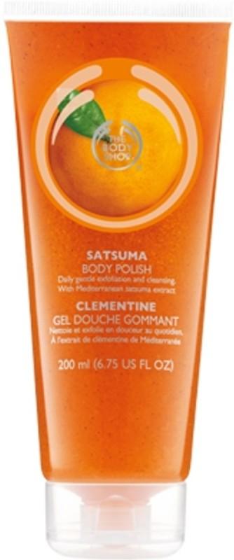 The Body Shop Satsuma Body Polish Scrub(200 ml)