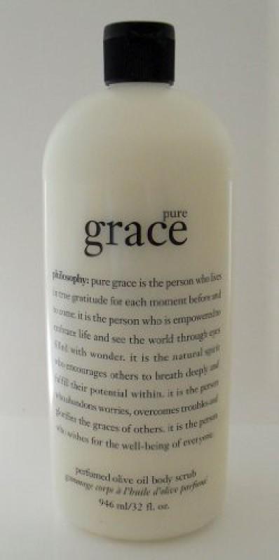 Philosophy pure grace perfumed olive oil body scrub Scrub(960 ml)